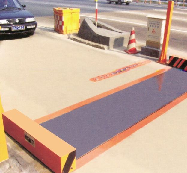 公路计重收费超限检测系统