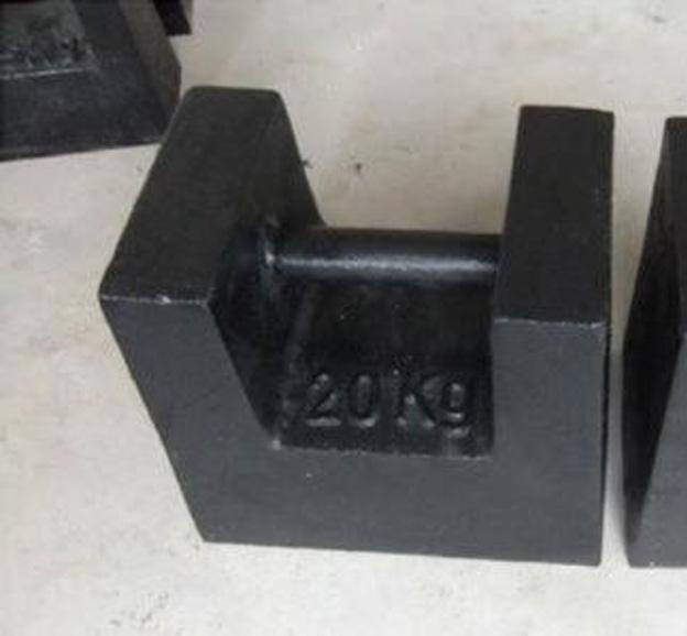 20kg称重砝码